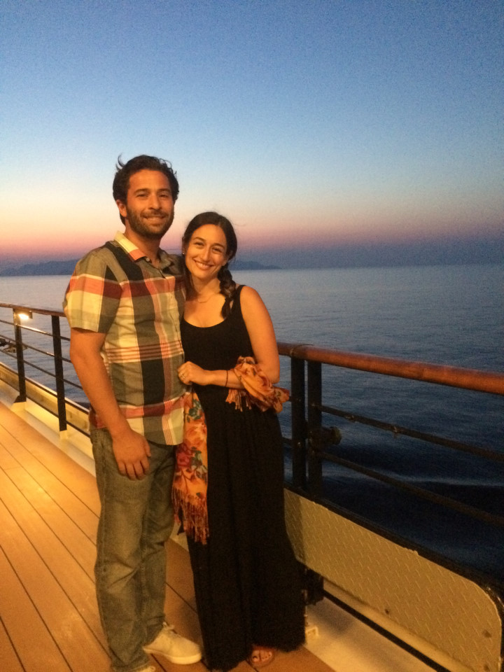 Jon and Jess