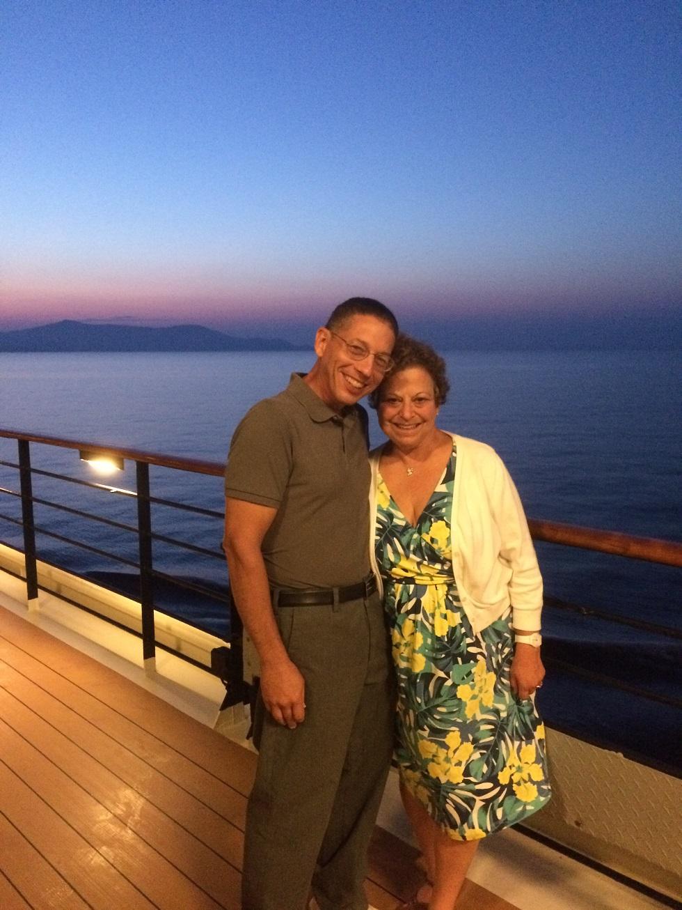 Ron and Gloriana Friedman