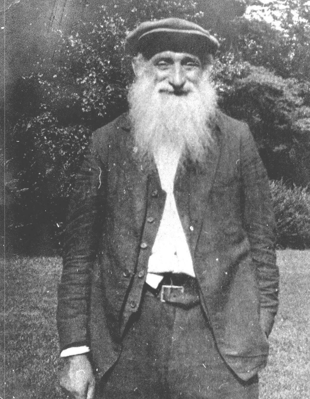 Joseph Scherr father of Hyman Scherr